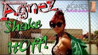 Agnes Monica Shake It Off To The Dance Floor