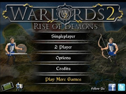 armor games warlords rise of demons 2 demons op 1 youtube