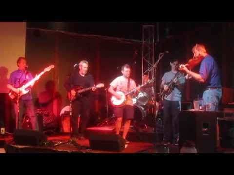 """GoatNeck Road Perform """"Lonesome Fiddle Blues"""" Featuring Steve Welsch on Fiddle"""