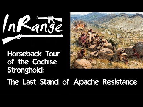 Old West Vignette: Horseback tour of the Cochise Stronghold - The Last Stand of Apache Resistance
