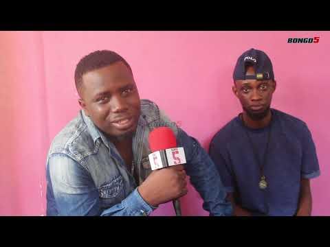 Gaga Blue wa Burundi amnasa Mr Ttouch na Barakah The Prince