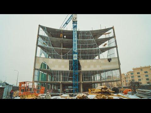 Строительство Бутик Отель Астана - Boutique Hotel Astana (общий за 2018 год) - CTCHOLDING GROUP