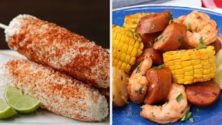 5 Juicy Corn Recipes To Beat The Summer • Tasty