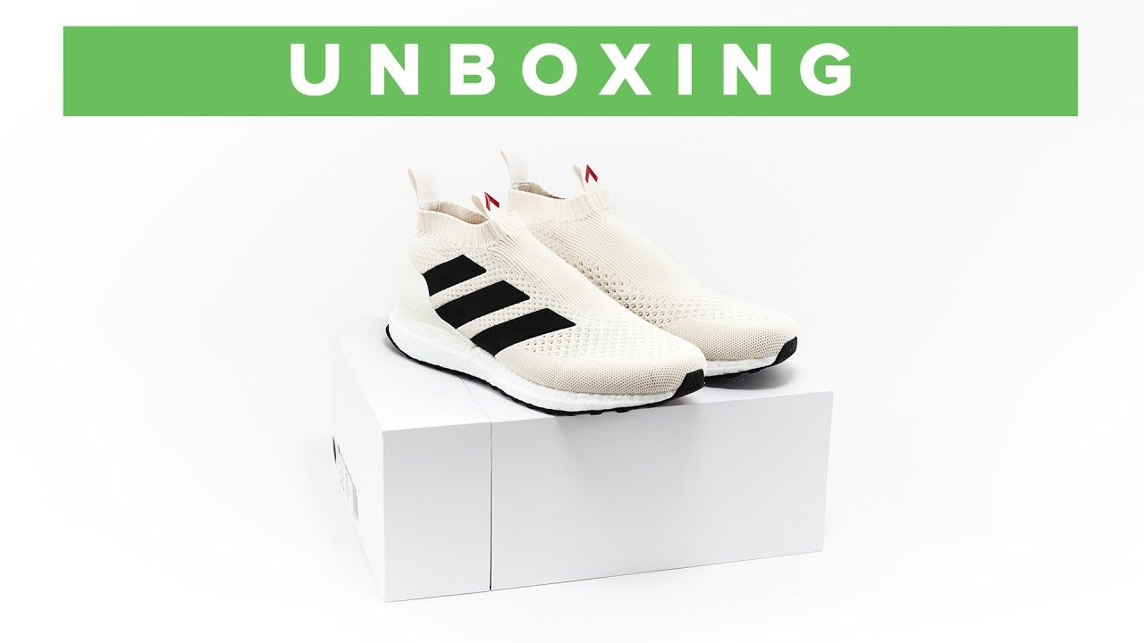 0aedd826d adidas ACE 16+ PURECONTROL ULTRA BOOST Unboxing - YouTube