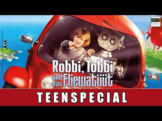 Robbi, Tobbi und das Fliewatüüt - Teenspecial