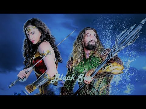 Aquaman & Wonder Woman (Arthur Curry & Diana Prince) | Black Sea