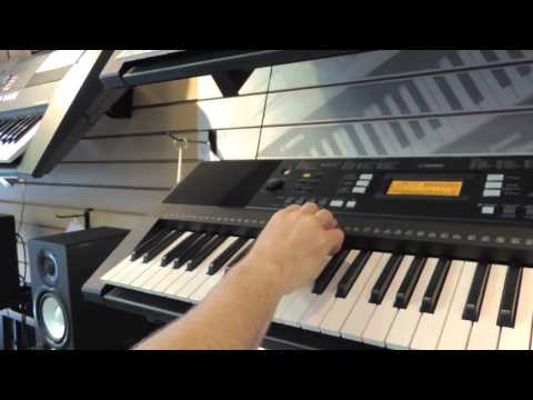 Yamaha Keyboard Differences! How To Use Functions!