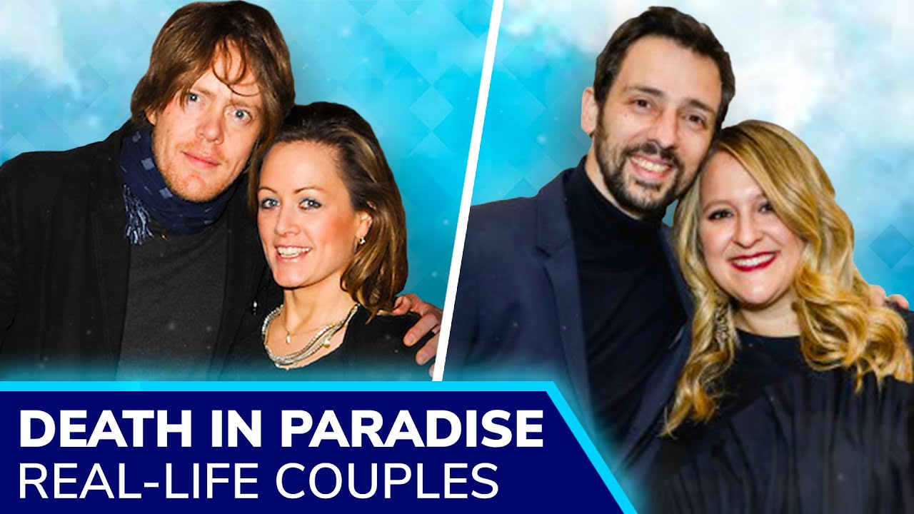 Download DEATH IN PARADISE Cast Real-Life Couples & Personal Lives Revealed