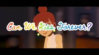 Can We Kiss Forever - Kina ft. Adriana Proenza (Lyric Video)