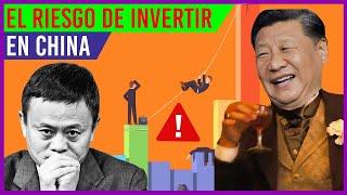 💥Los RIESGOS OCULTOS de Invertir en CHINA de los que Nadie HABLA [  Es URGENTE que Veas este Video ]