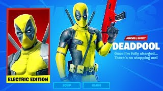 UNLOCKING Deadpool Skin FREE in Fortnite Chapter 2 Season 2 Week 6