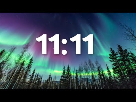 11:11 PORTAL | 528hz | MANIFESTING FREQUENCY |  SLEEP MEDITATION MUSIC | KUNDALINI ENERGY