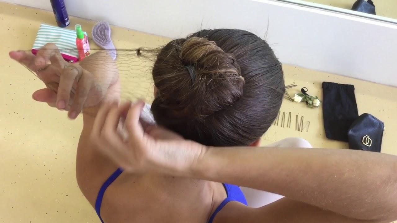 Ballett Dutt Anleitung Ballerina Frisur Youtube