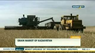 Kazakhstan grain market