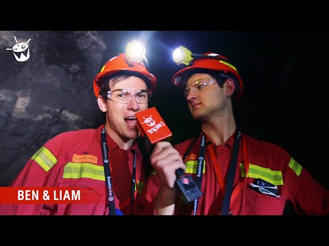 Ben And Liam Explore Mount Isa's Mines
