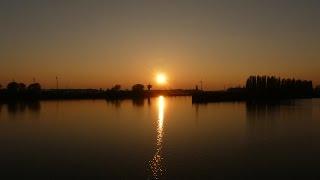 🌞 Sonnenuntergang Bremen #1 - Zeitraffer/timelapse