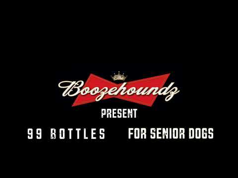 99 Bottles for Senior Dogs