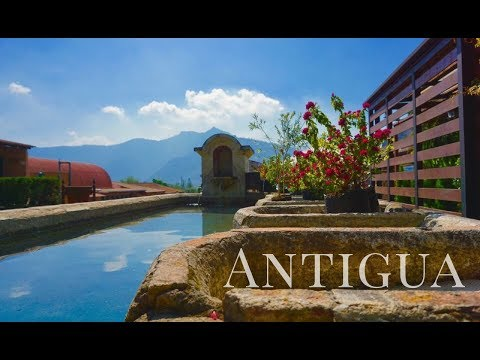 Exploring Antigua (Old City)