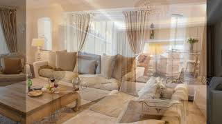 40 Beautiful Living Room Color Schemes With Beige Walls