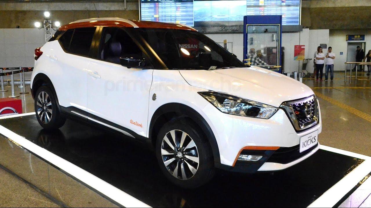 Nissan kicks desconto PCD - YouTube