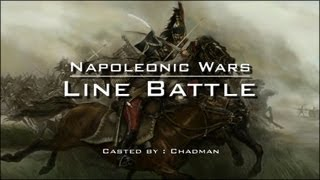 Napoleonic Wars - Line Battle - 33rd Mid week Line battle - 28th August 2013