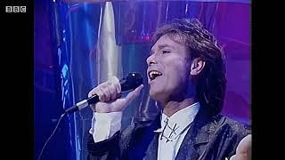 Van Morrison Ft Cliff Richard - Whenever God Shines His Light - TOTP - 1989