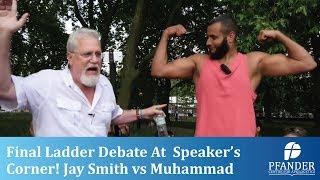 DEBATE @ S.C. - JAY SMITH vs MUHAMMAD HIJAB
