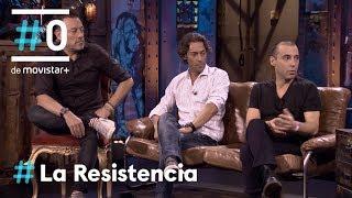 LA RESISTENCIA - Entrevista a Café Quijano   #LaResistencia 31.10.2018