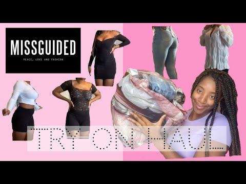 6'1 MISSGUIDED| TALL GIRL TRY ON HAUL!| HUGE! WORTH $500| ALL FROM TALL SECTION| 2020 from YouTube · Duration:  12 minutes 59 seconds