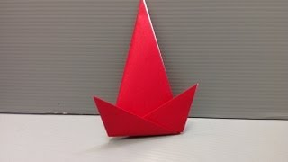 Daily Origami: 165 - Pointed Hat