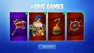 *NEW* How To Get FREE SEASON 8 REWARDS! (Fortnite Free Rewards)