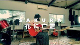 花に亡霊/ヨルシカ 弾き語りカバー   Sakura     Toruschool.com