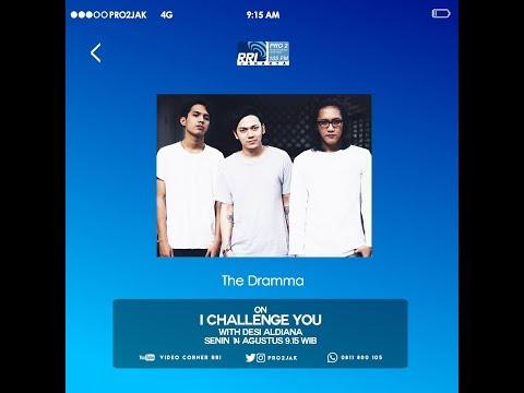 The Dramma  - ICU Pro2 FM RRI Jakarta (Live Video Corner RRI) Reupload