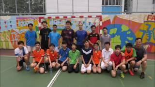 五旬節中學福音周2016-師生足球比賽