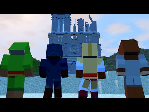 Assassin's Craft Unity - E3 Cinematic Trailer (Minecraft and Assassin's Creed Unity Mashup)