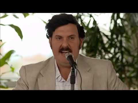 Cuando Andrés Parra se parece más a Pablo Escobar que el propio Pablo Escobar...