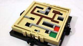 LEGO 21305 Beginner Maze Playthrough