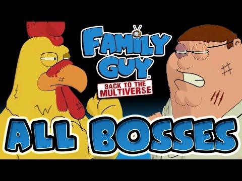 Final family guy analysis