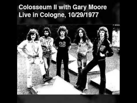 Colosseum II - 06 - Jon Hiseman solo (live in Cologne, Oct 29, 1977)