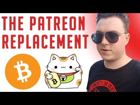 Cryptocurrency And BitBacker.io Are The Patreon Replacement