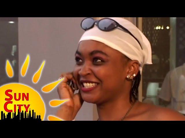 SUN CITY |ROUTINE V| | TV SERIES  GHANA.