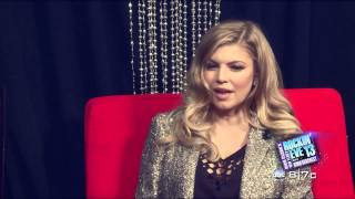 Fergie Interview: On New Year's Rockin Eve - NYRE 2013