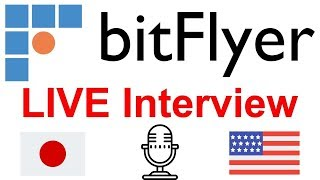 bitFlyer CEO Bartek Ringwelski - Live Interview Recording (Improved But Still Not Perfect Audio)