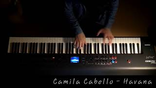 Havana piano cover  - camila cabello (ft. young thug)