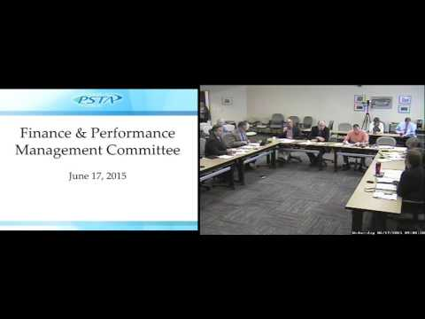 Finance %26 Performance Management Meeting
