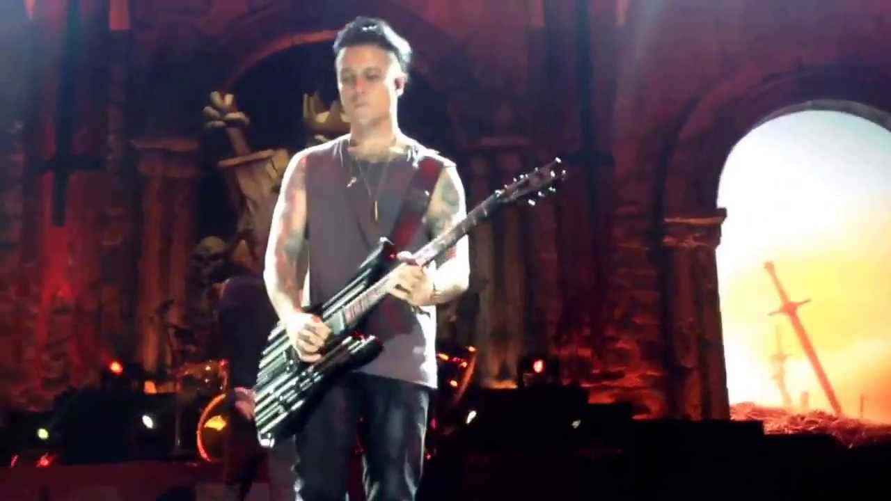 Synyster Gates 2013 Guitar
