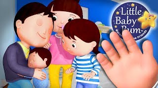 Little Baby Bum | Finger Family Baby Version | Nursery Rhymes for Babies | Songs for Kids