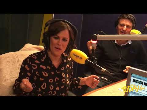 Dermot & Dave: Caroline Flack And Some Embarrassing Dad Dancing