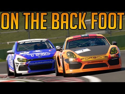 Gran Turismo Sport: Racing On The Back Foot thumbnail