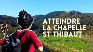 RANDONNÉE à Marcourt ARDENNE BELGIQUE